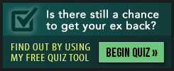 Take The Ex Back Quiz