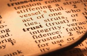 trust definition